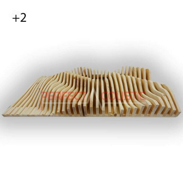 +2 parametric diffuser. natur ...
