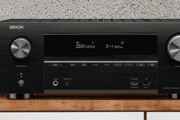 Amplificateur DENON-AVR-X3600H