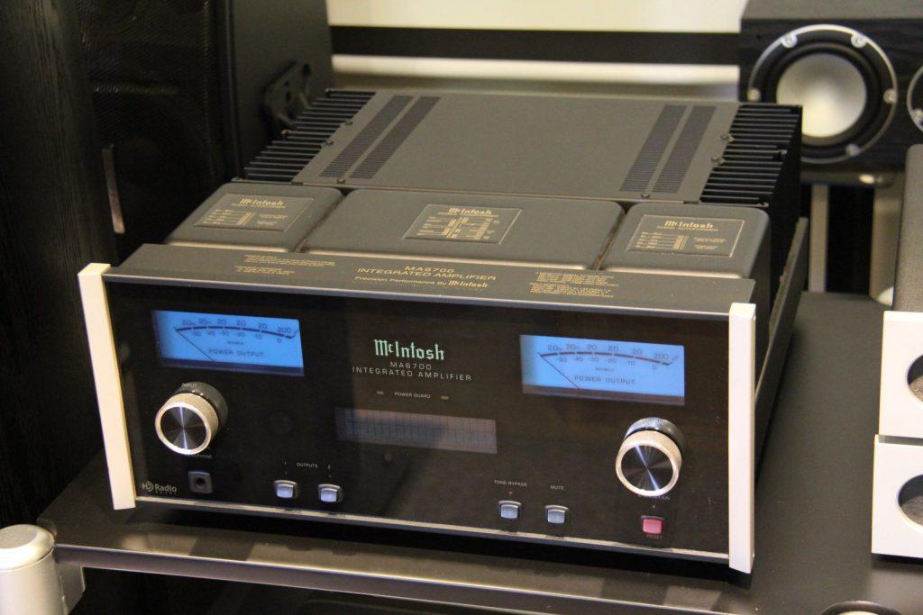 Amplificateur MCIntosh MA 6700