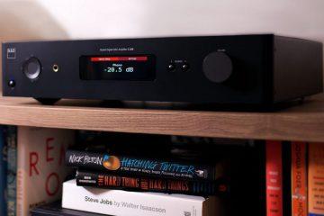 Amplificateur NAD-C368
