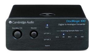Cambridge-Audio-Dacmagic-100-Convertisseur