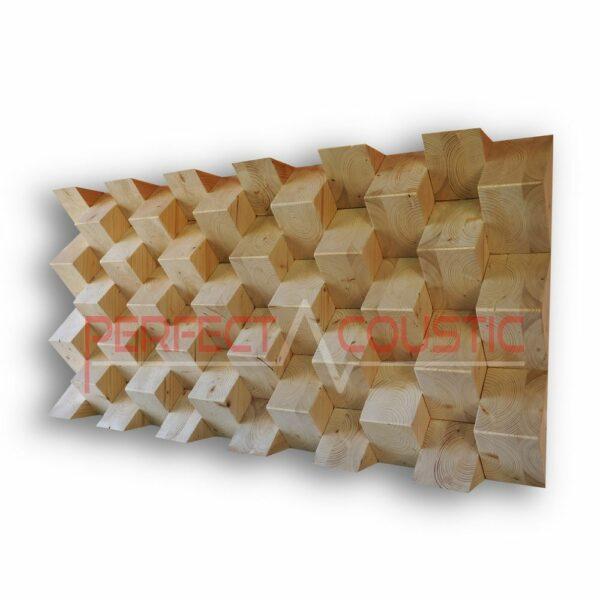 Couleur de diffuseur acoustique pyramide (2)