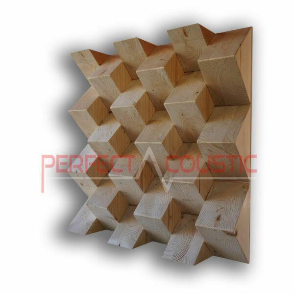 Couleur de diffuseur acoustique pyramide (3)