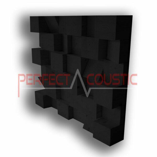 Diffuseur acoustique cubique natur (4)
