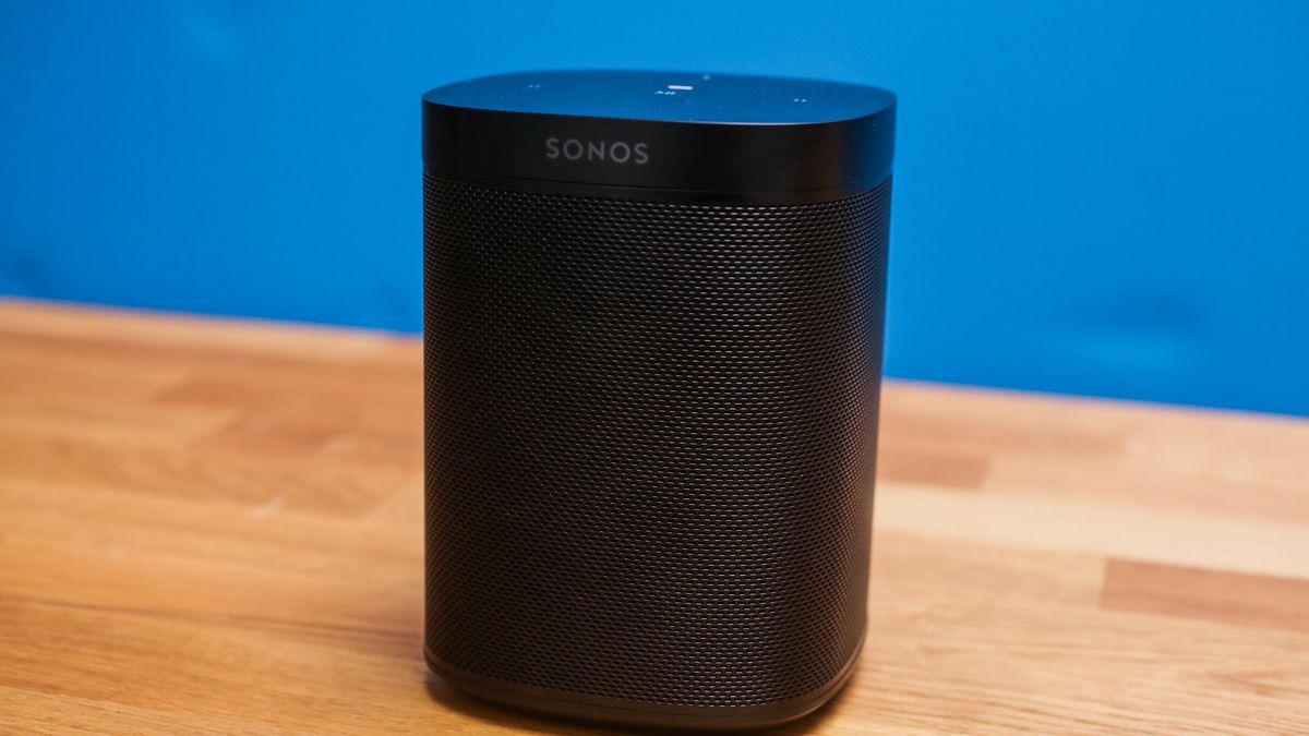 Haut-parleur Sonos-One