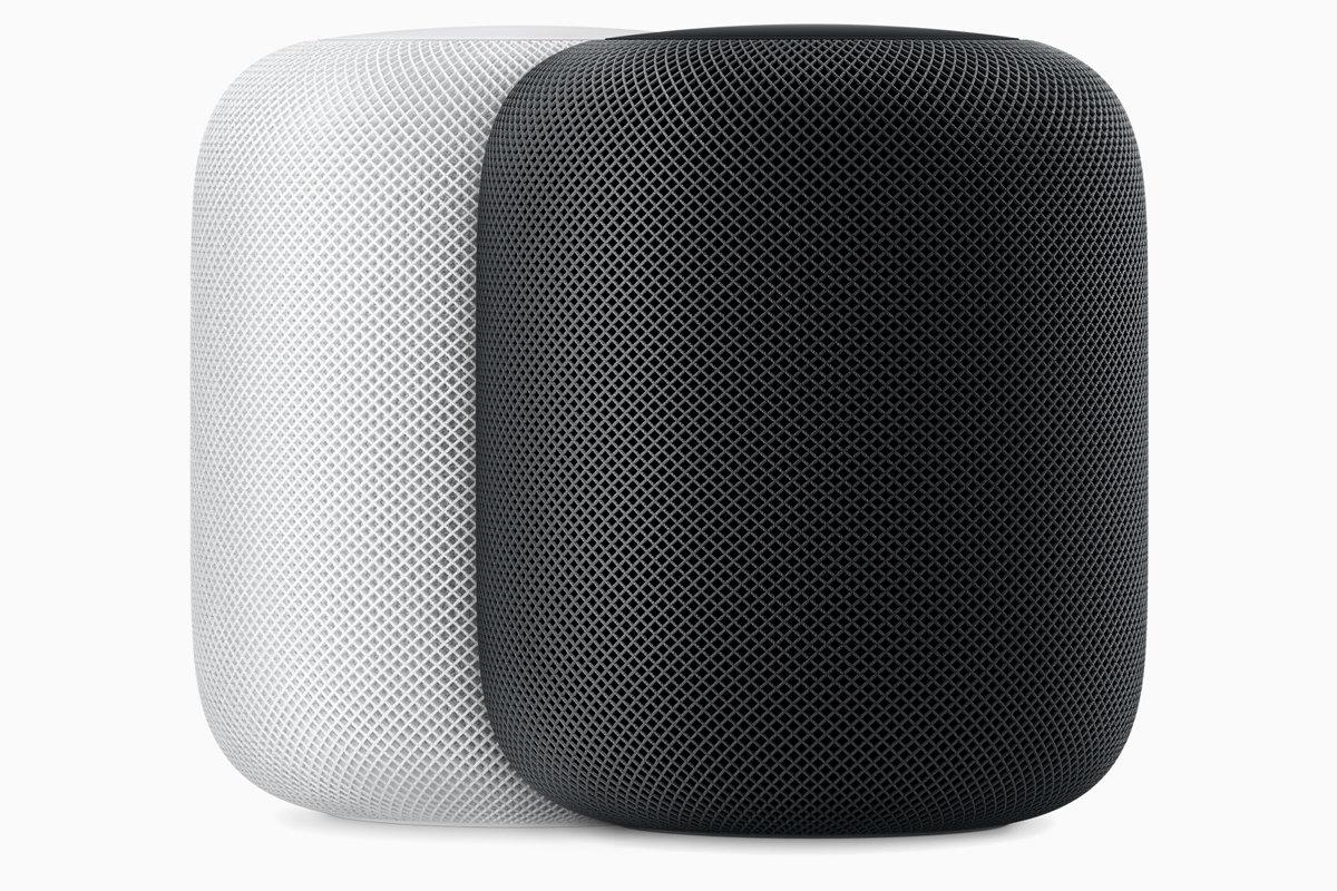 Haut-parleurs Apple HomePod