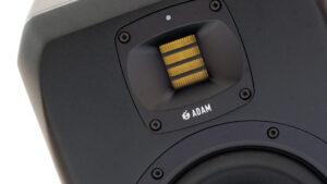 Haut-parleurs audio Adam