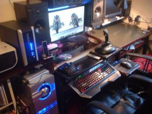Haut-parleurs pour PC Gamer