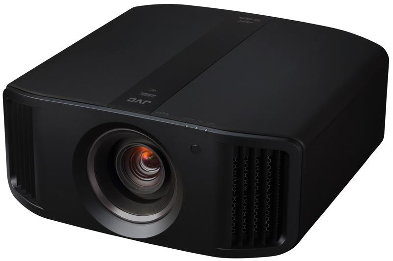 JVC-DLA-NX7-Projecteur-schwarz
