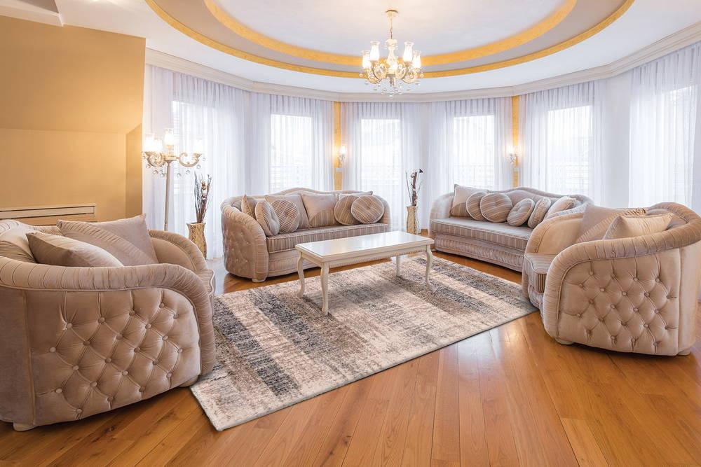 Luxury Harmony motif marron 12wsw-1 (3)