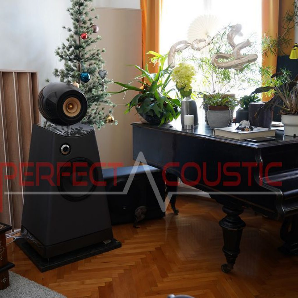 Mesure et construction acoustique de la salle Hifi (3)-perfect acoustic