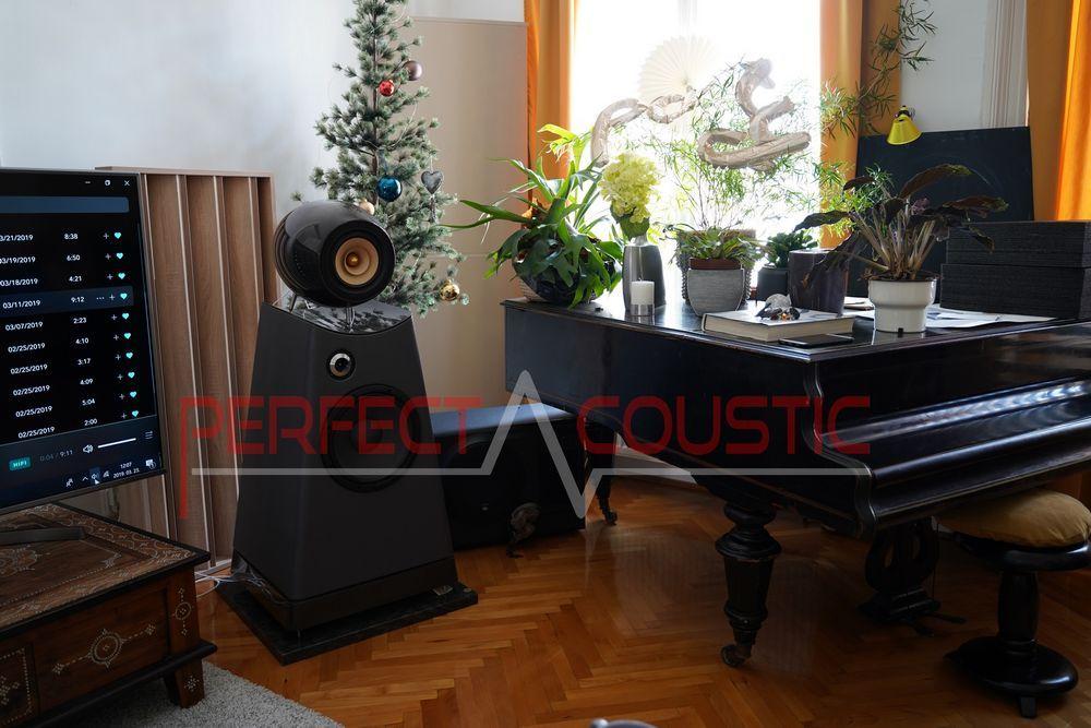 Mesure et construction acoustique de la salle Hifi (3)-perfect acoustic