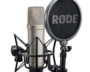 Microphone de studio Rode NT1A