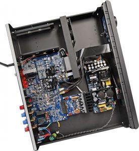 NAD-C368-Stereoverstärker d'ici