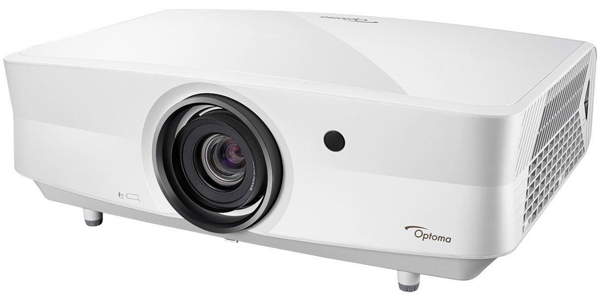 Optoma-UHZ65LV-Projecteur-Blanc