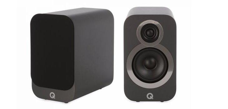 Paire d'enceintes Q-Acoustics 3020i