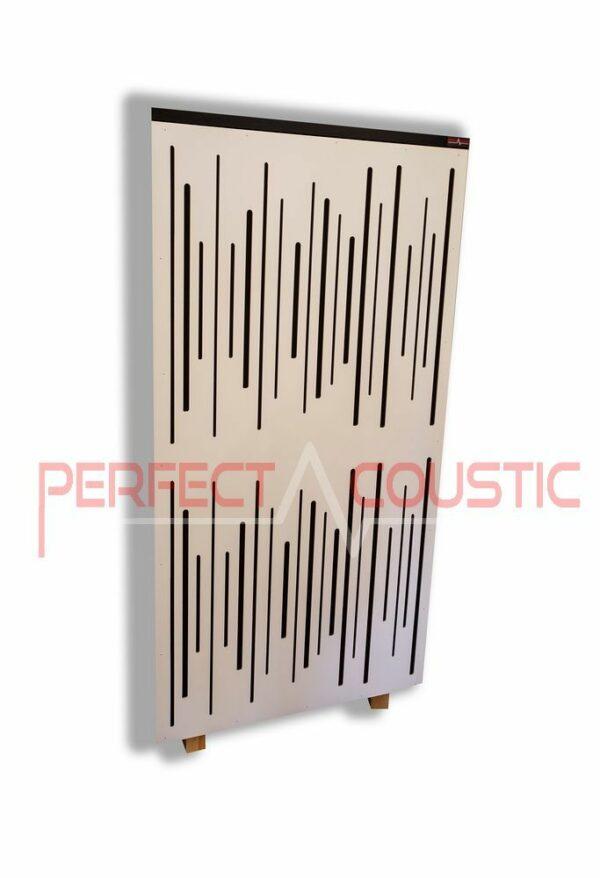 Panneau acoustique avec couleur diffuseur