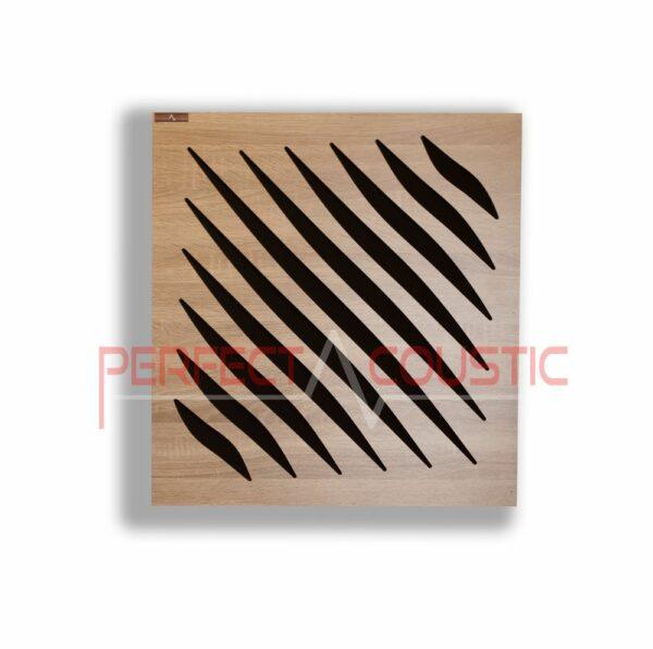 Panneau acoustique avec diffuseur (5)