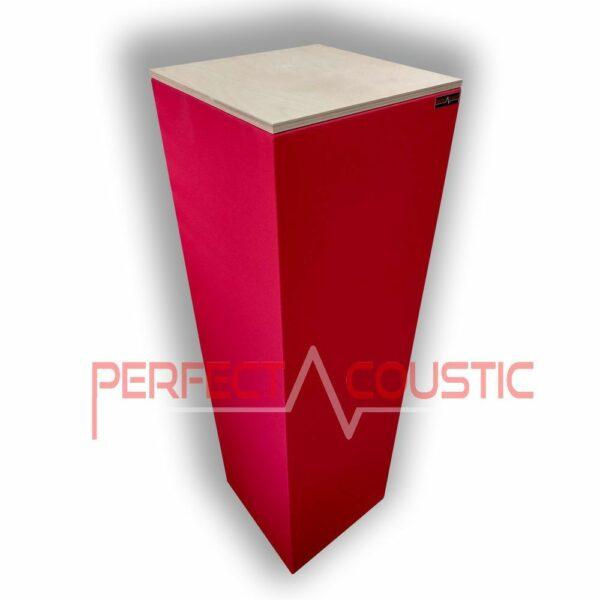 La fonction d'absorption acoustique du piège à basse cube