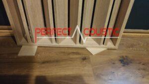 Pourquoi les éléments acoustiques du diffuseur Perfect Acoustic sont-ils durables et pratiques