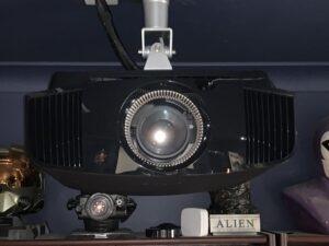 Projet Sony 4K vw570es au plafond