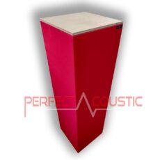Propriétés du absorbeur de bruit bass-trap Cube