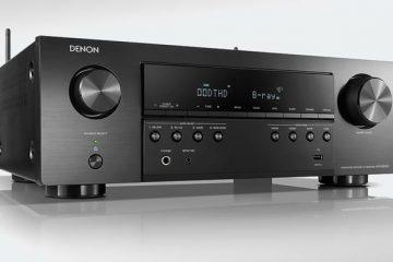 Récepteur Denon AVR-S650H