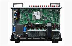 Récepteur X2700H à l'intérieur