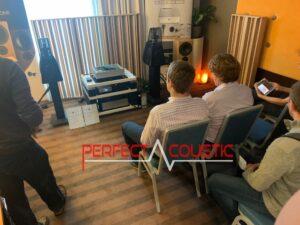 Spectacle hifi Core Audio, présentation de panneaux