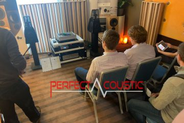 Spectacle hifi Core Audio, présentation de panneaux acoustiques (2)