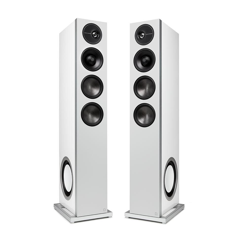 Technologie définitive-D15-White-Tower-Lautsprecher