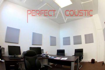 acoustique de bureau