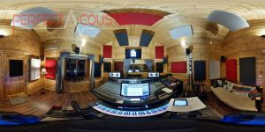 Perfect Acoustic acoustique de studio avec éléments insonorisants