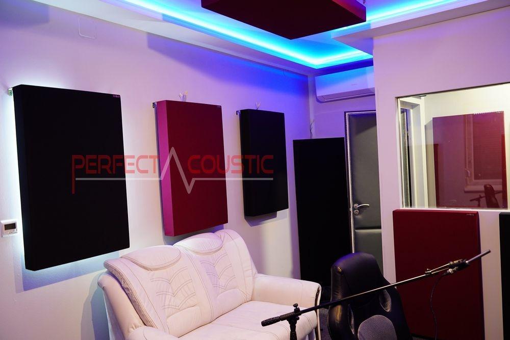 acoustique de studio