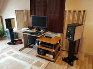 conception acoustique de cinéma maison avec diffuseur diffuseur acoustique de panneau avant (3)