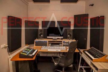 conception acoustique de la pièce avec diffuseur panneau avant panneaux acoustiques (2)