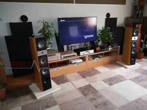 conception acoustique pour la maison avec panneau avant diffuseur panneaux acoustiques (2)