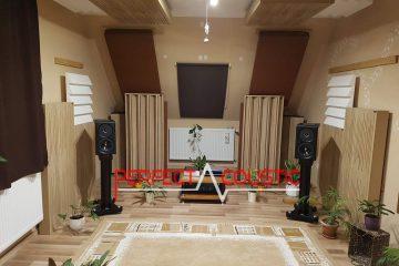diffuseur acoustique placé dans la salle de cinéma (2)