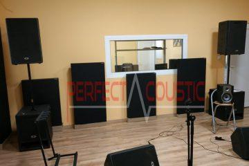 diffuseur panneau avant panneaux acoustiques en studio (2)