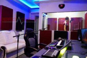 Mesure acoustique-Acoustique de studio - la manière d'obtenir un son parfait