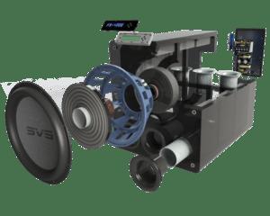 mécanisme de subwoofer SB4000