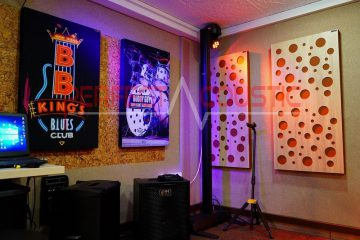 mesure acoustique en studio et traitement acoustique