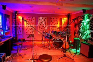 mesure acoustique studio et réparation acoustique
