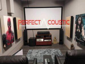 panneau acoustique imprimé sur le canapé (3)