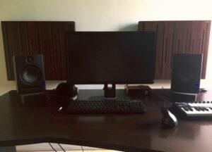 panneau acoustique studio
