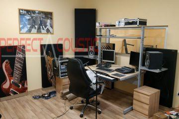 panneau avant diffuseur panneaux acoustiques en studio (3)