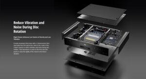 qualité d'image pan-ub9000