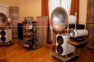 Le diffuseur Flexi Acoustic Diffuseur combiné: