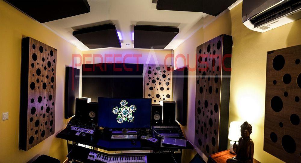 Perfect Acoustic, réparation de home studio