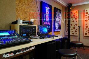 studio de rock